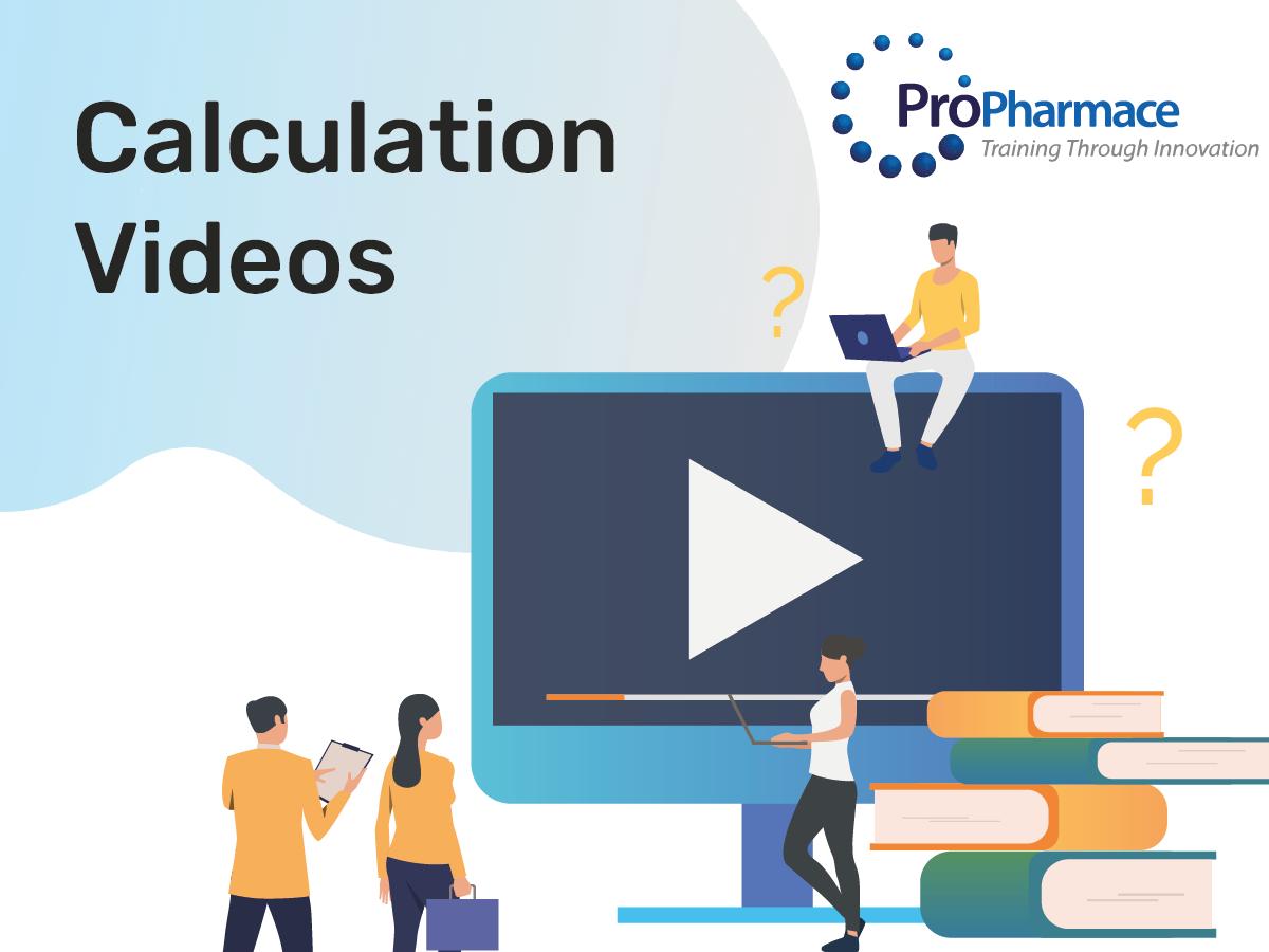 Calculation Videos