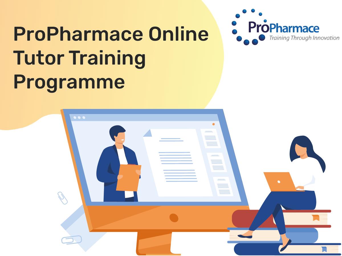 ProPharmace Online Tutor Training Programme