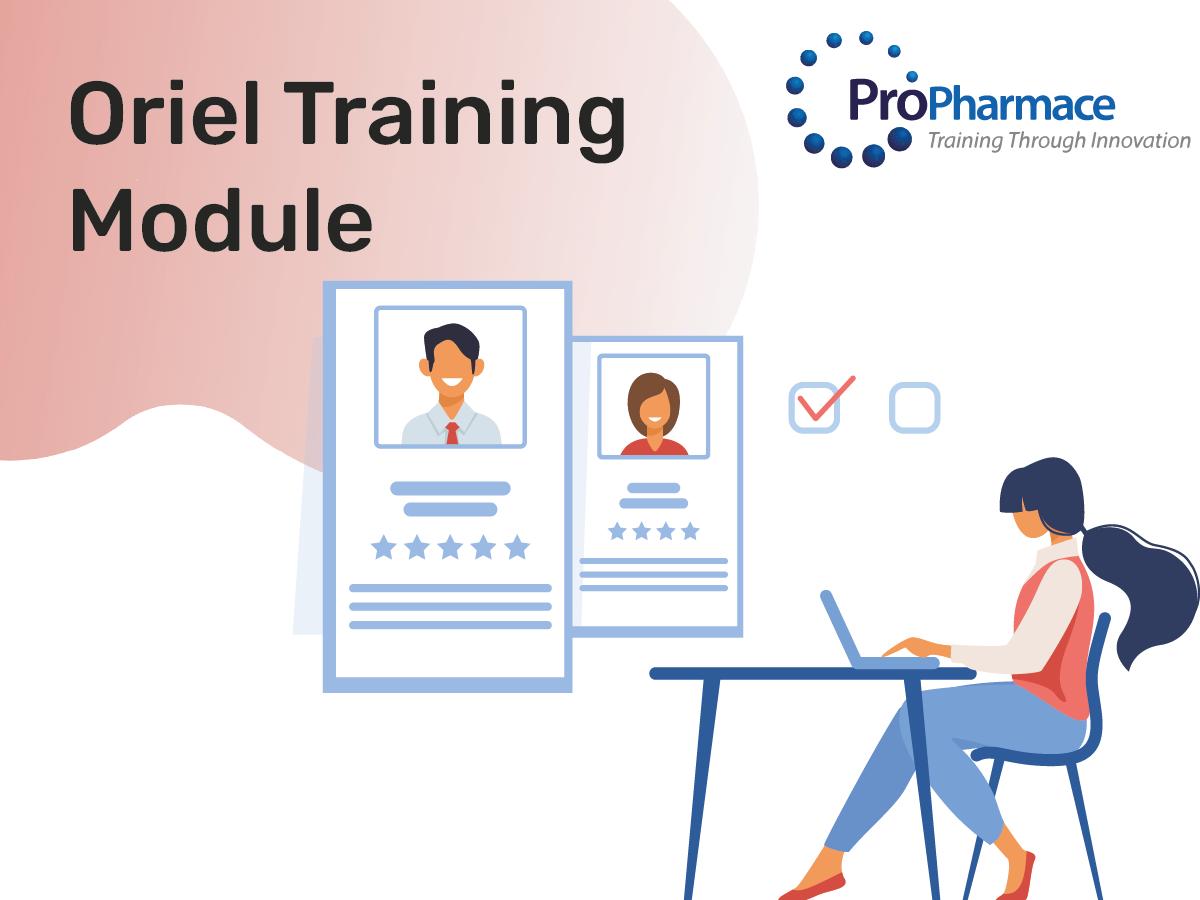Oriel Training Module